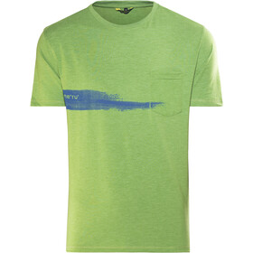 Meru Pyrgos - T-shirt manches courtes Homme - vert